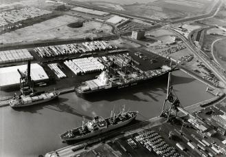 Nordhafen-Kocks-Brücken_1970